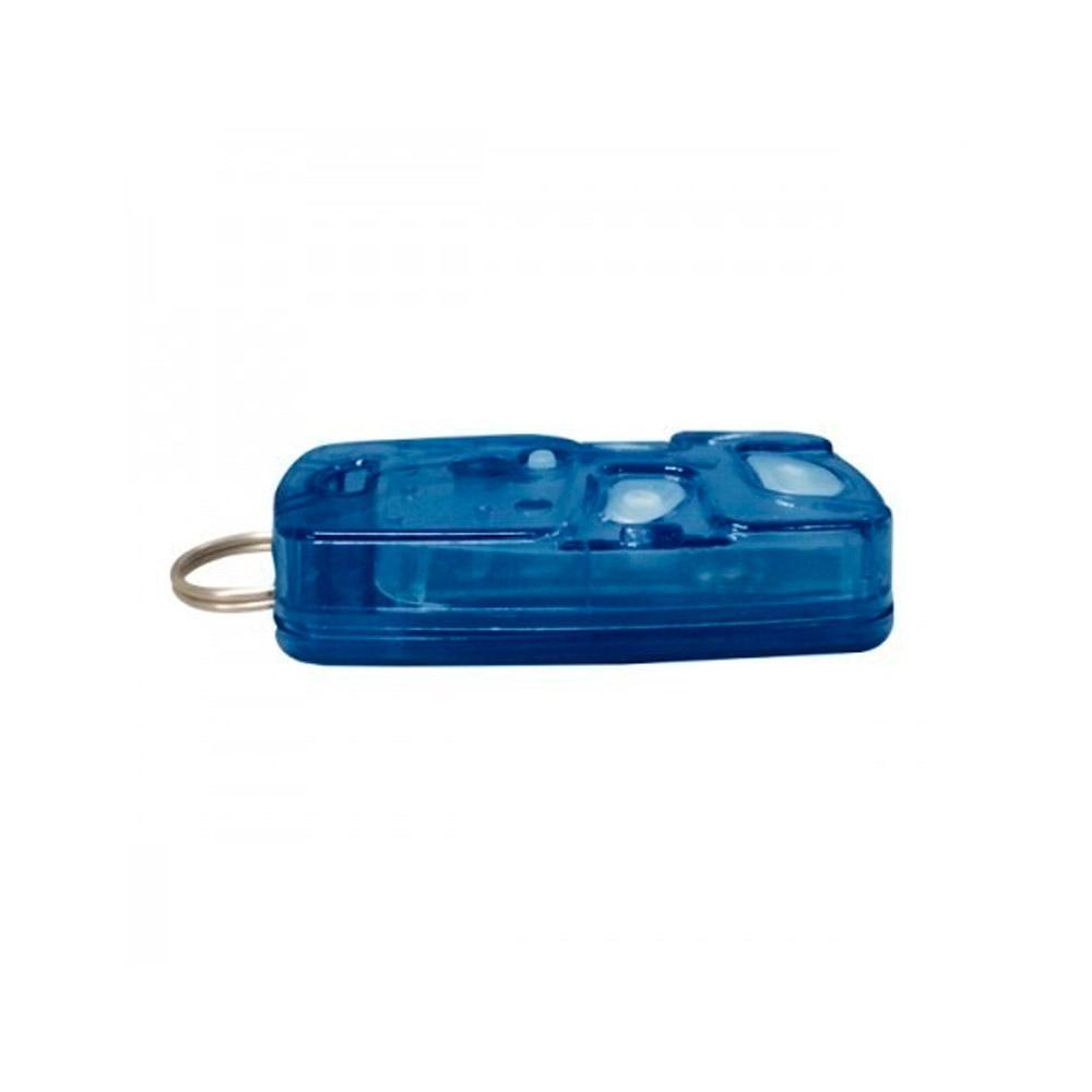 Linear Controle Remoto 4 Teclas Azul – KIT 5 peças