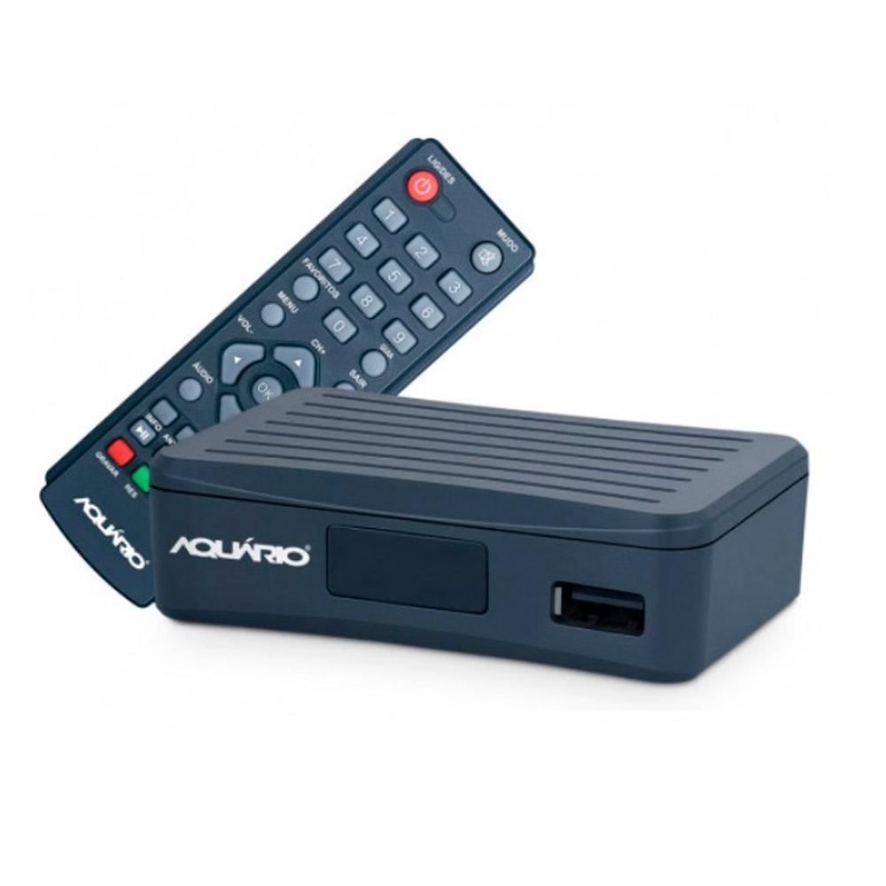 Conversor Digital Full HD Compacto DTV-4000S