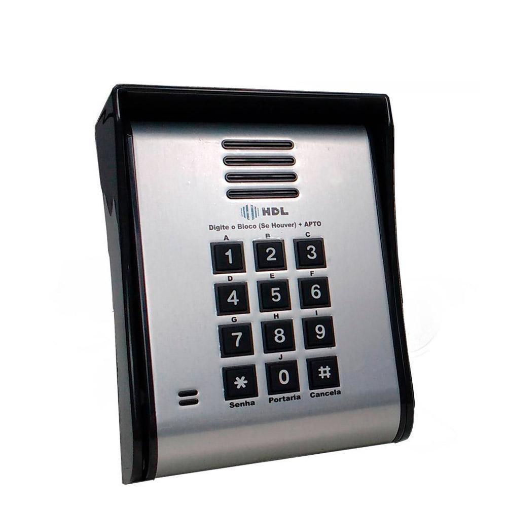 HDL Porteiro F12 S (teclado numérico)