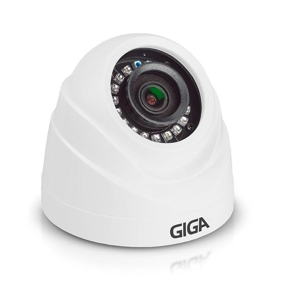 Câmera Dome HD ORION 720P IR 20M 1/4 2.6MM – GS0019