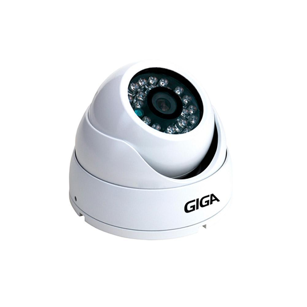 Câmera Dome Open HD 4 Megapixels IR 1/3 30M 4MM IP66-GS0041