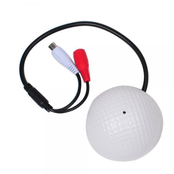 Microfone GIGA  CFTV – COBERTURA 5 M GS0073