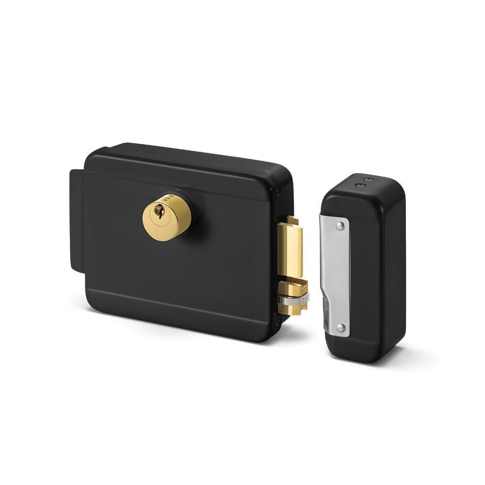 Fechadura Elétrica de Sobrepor Giga Security GS0093