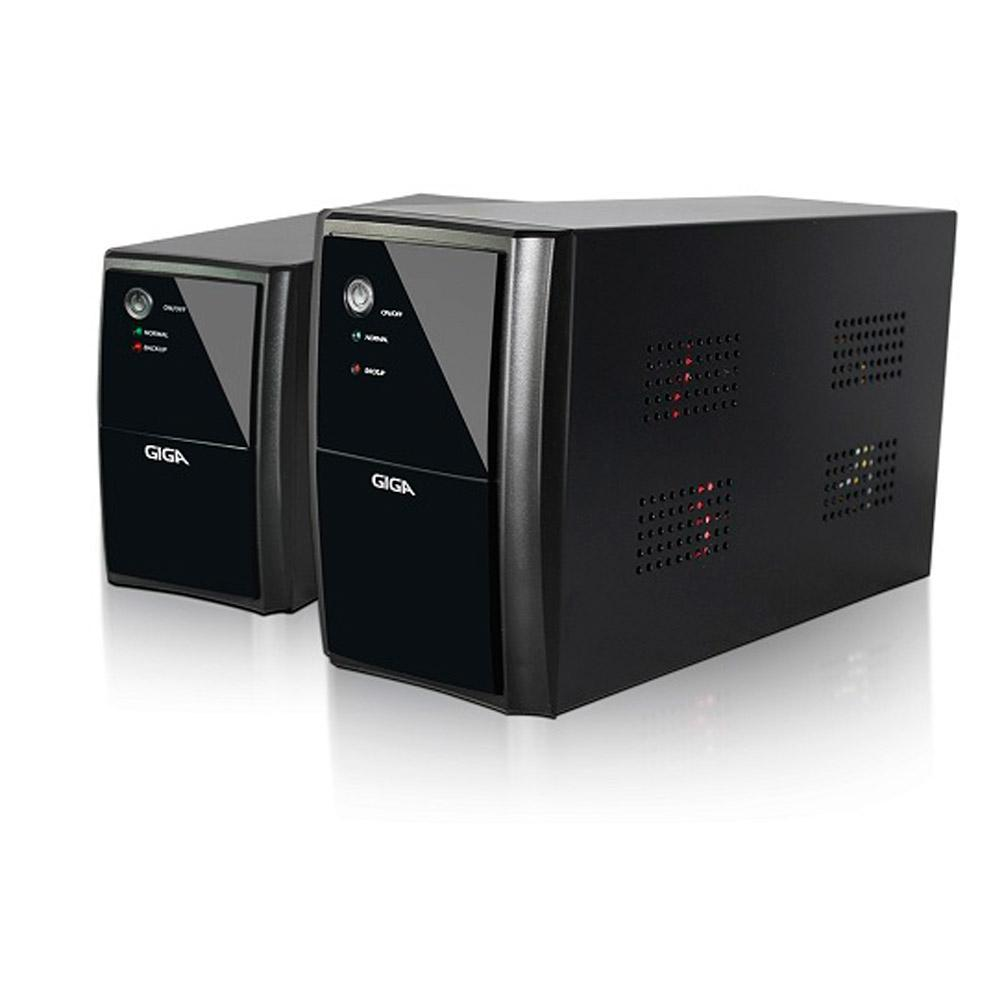 Nobreak (UPS) 1440VA/127VAC Alimentação para CFTV