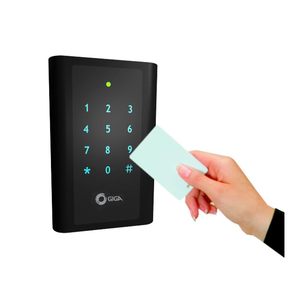 GIGA Controladora de Acesso Senha/Cartão IP – GSPROXLT