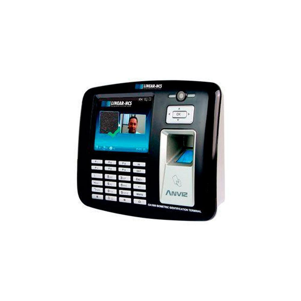 Linear Leitor Biométrico com Teclado. RFID e Câmera
