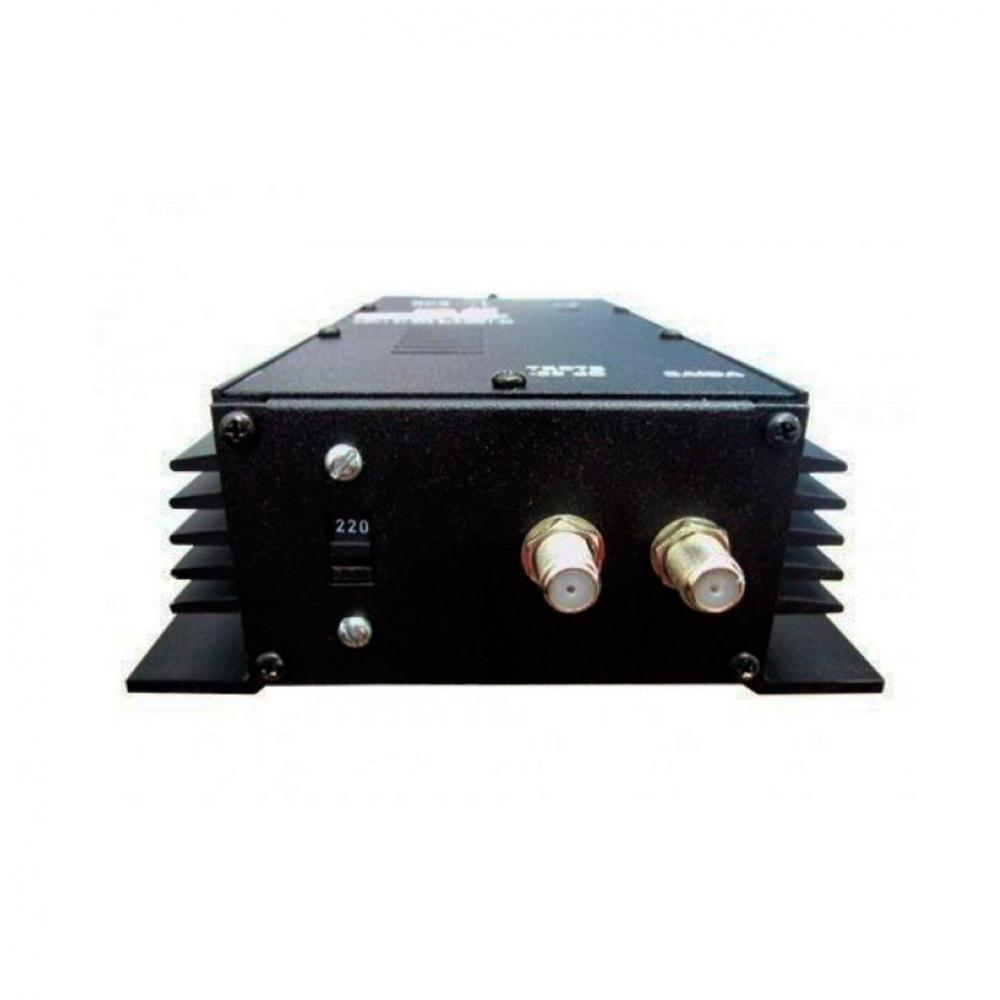 Amplificador Potência 45 dB CATV VHF UHF Digital 1 GHz