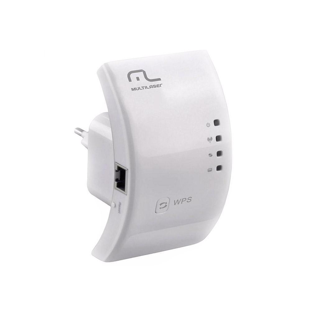 Roteador Repetidor Multilaser 300 MBps WPS – RE 051