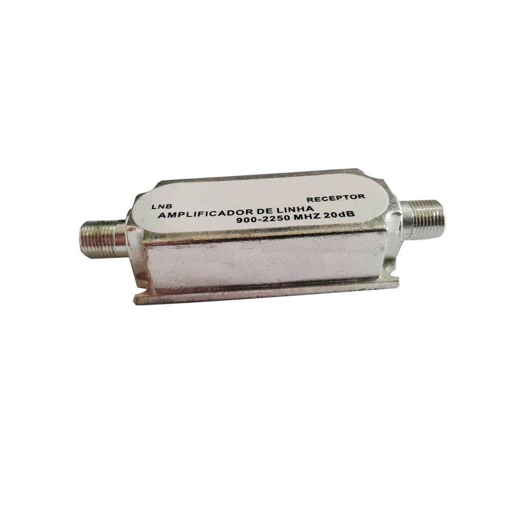 Amplificador de Linha para Satélite