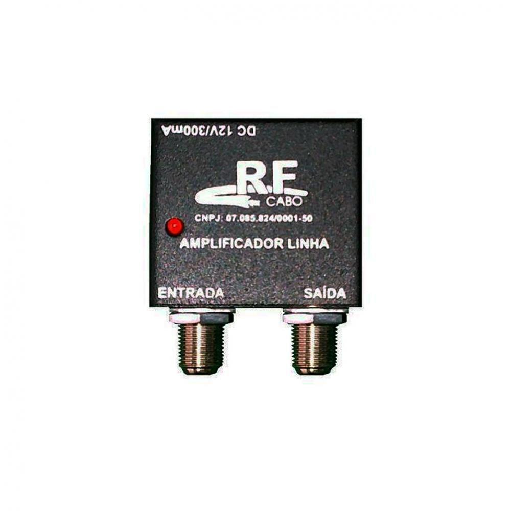 Amplificador de Linha – 10 dB