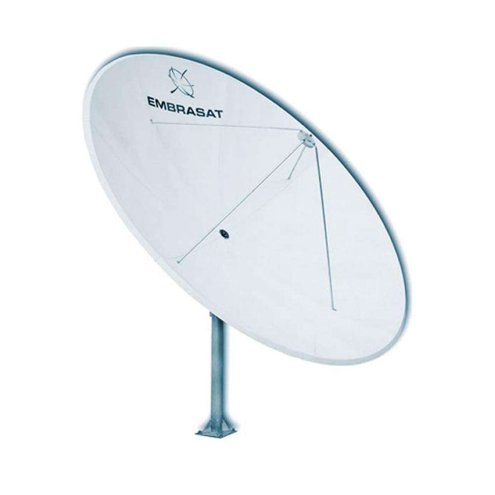 Antena Parabolica de Fibra 2.20mts