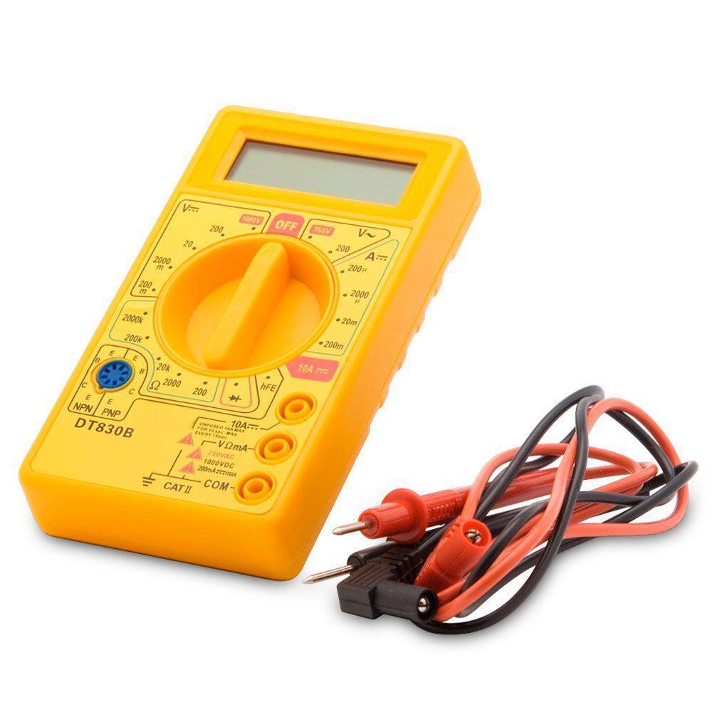 Multimetro – Multi Teste Digital DT-830B