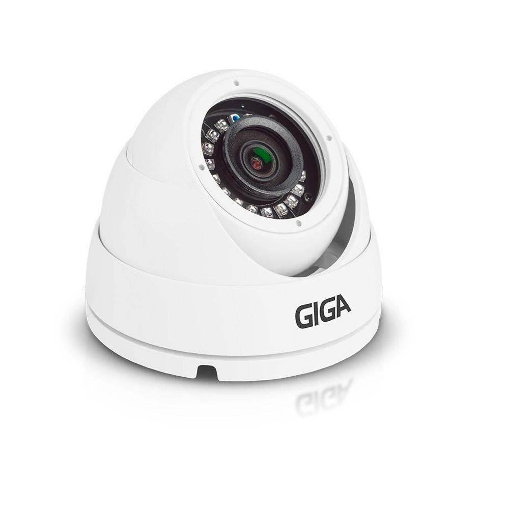 Câmera Dome HD 720P ORION IR 20M 1/4 2.6MM – GS0021