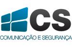 Logo CS - Comunicação e Segurança