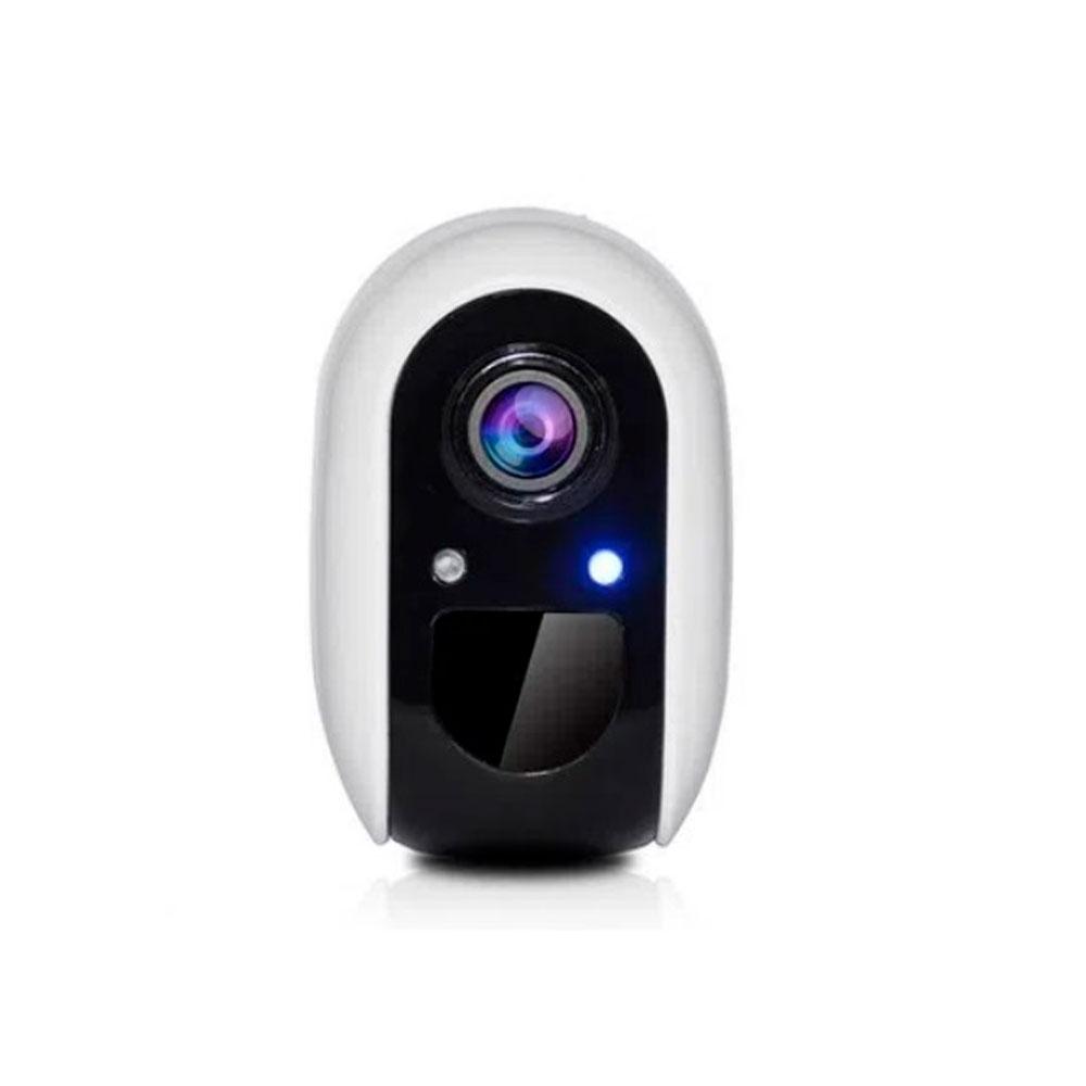 Câmera Bateria Intelig Full HD Wi-Fi Multilaser Liv SE227