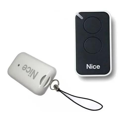 Linear/NICE Controle Remoto 2 Teclas – KIT 10 peças
