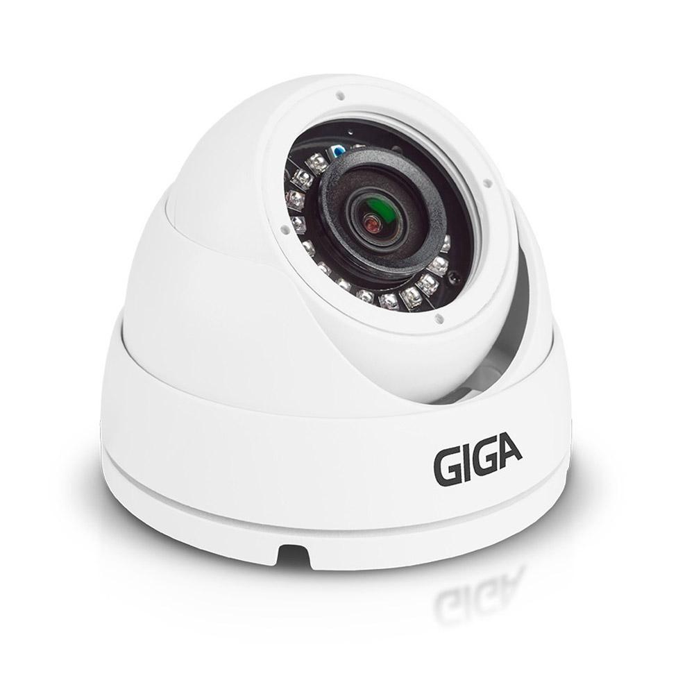 Câmera IP DOME Infra 2 Megapixel (1080p) POE – GS0370